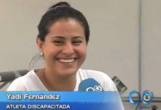 El Sena entregará protesis a la atleta vallecaucana Yadis Fernández
