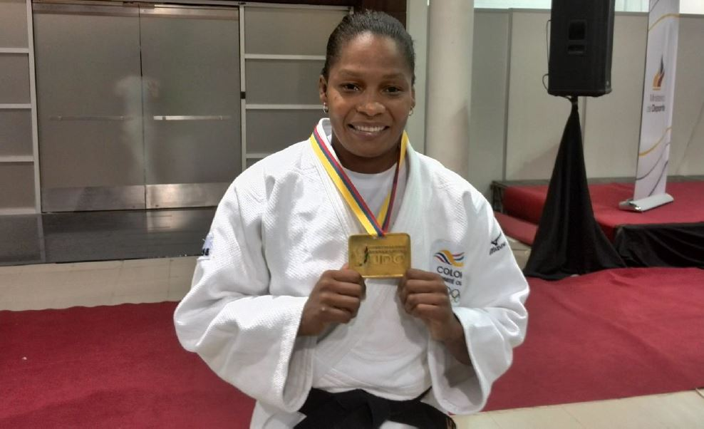 Yuri Alvear consigue oro en el Open Panamericano de Miami
