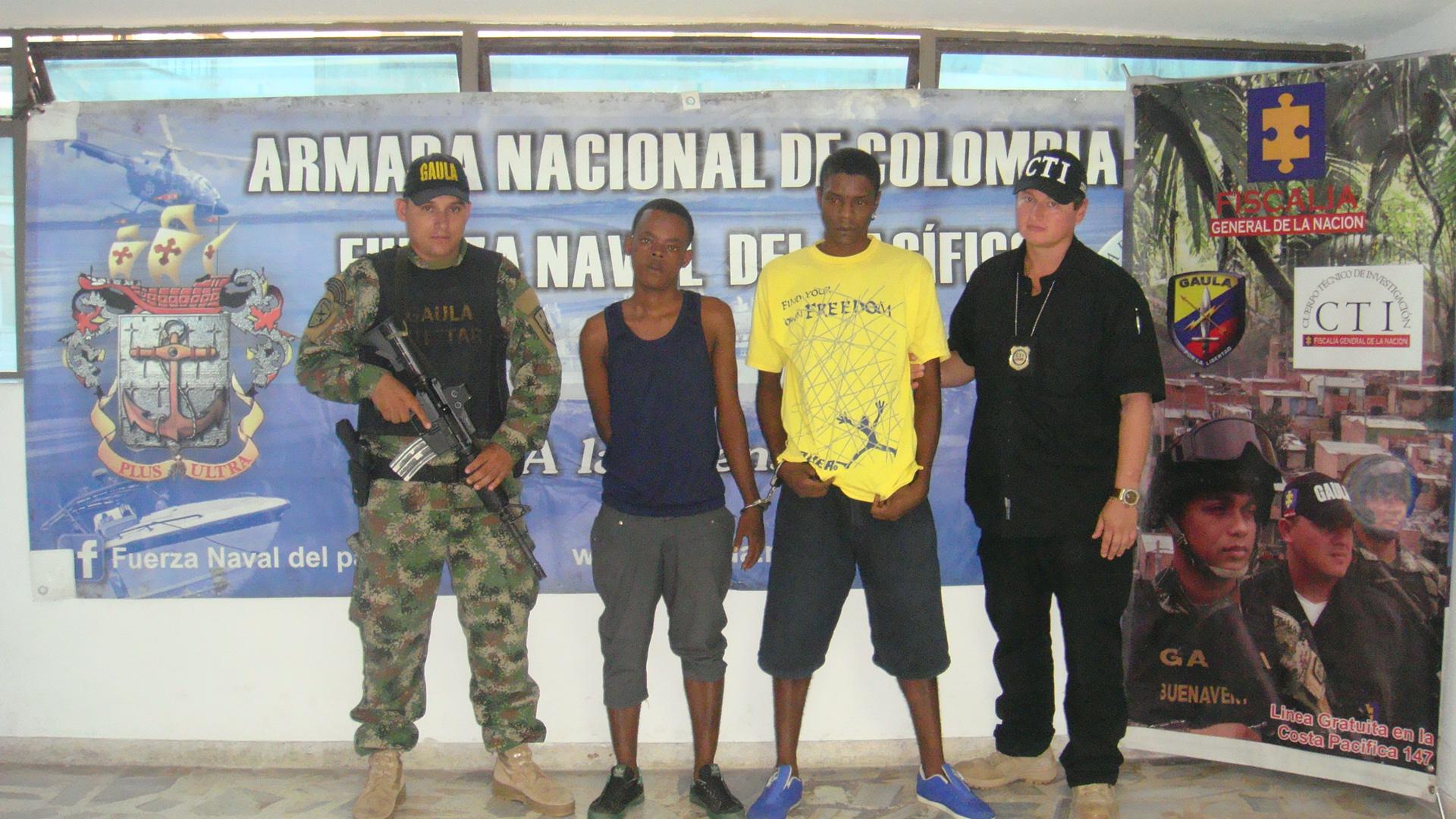 Capturan siete personas acusadas de desmembrar a mujer en Buenaventura