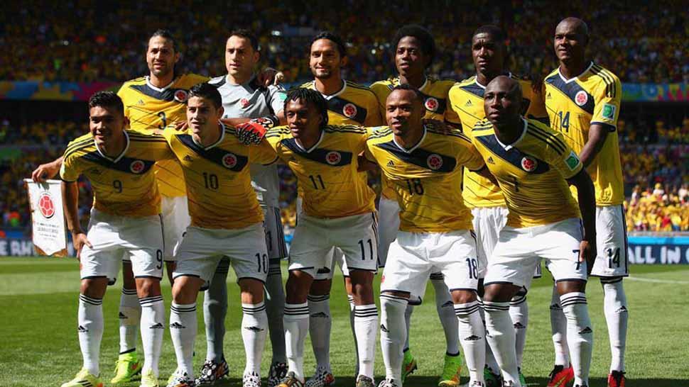 La Selección Colombia ya cuenta con siete jugadores concentrados en EE.UU.