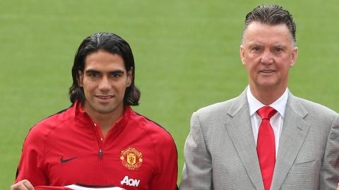 Conozca cómo conseguir la camiseta de Falcao en el Manchester United