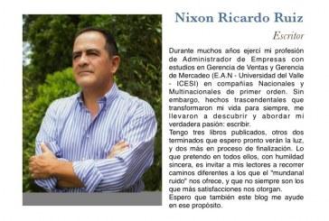 Creer Para Ver, por Nixon Ruiz
