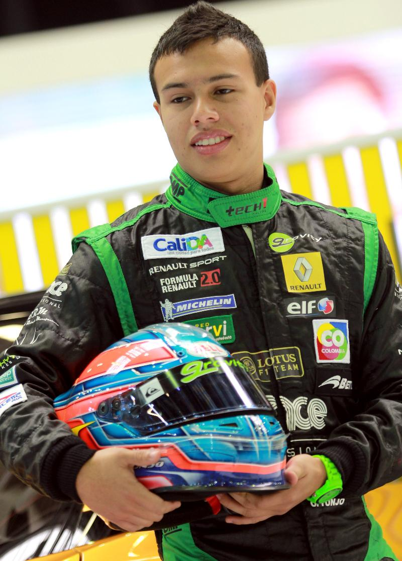 El piloto caleño Óscar Tunjo se prepara para la World Series de Hungría