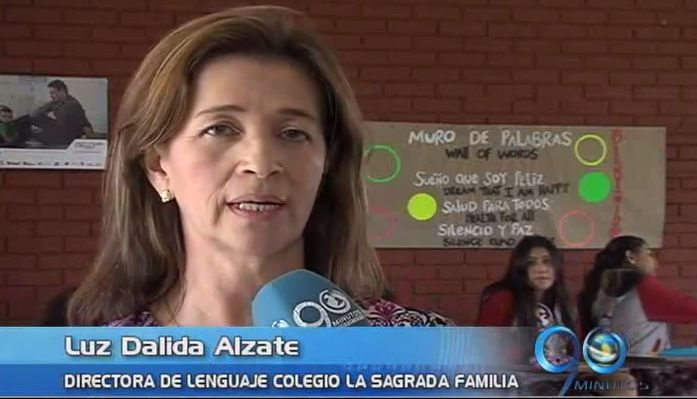 Colegio La Sagrada Familia adelanta programa de intercambio estudiantil