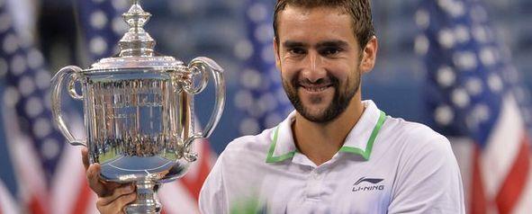 El croata Marin Cilic es el nuevo campeón del US Open 2014