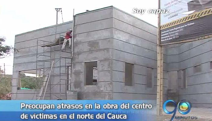 Preocupación por atrasos en construcción de Centro de Víctimas en Santander