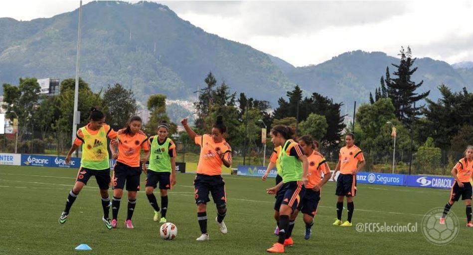 Selección Colombia Femenina debuta ante Uruguay en Copa América