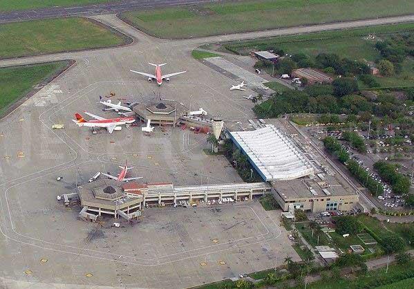 Primera fase de la remodelación del aeropuerto estaría lista en abril