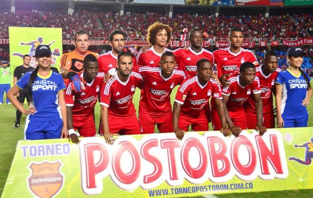 América de Cali le ganó a Barranquilla FC y es líder del Torneo Postobón