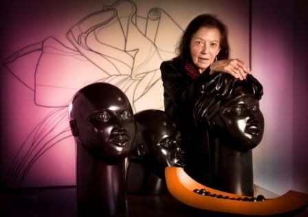 Falleció Ana Mercedes Hoyos, artista plástica bogotana