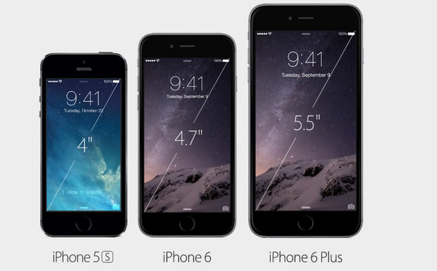 Apple realizó hoy el lanzamiento oficial del iPhone 6 y el iPhone 6 Plus