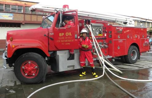Nuevos recursos para los cuerpos de bomberos del Valle