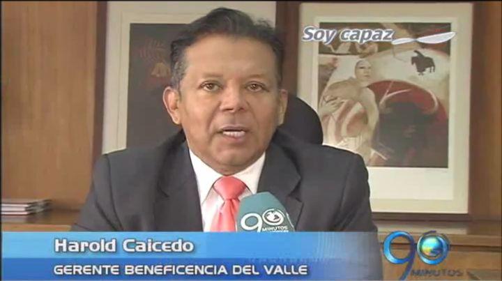 Harold Caicedo renunció a la gerencia de la Beneficencia del Valle