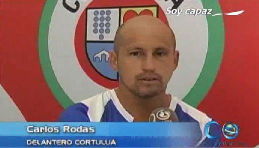 Carlos Rodas entró al grupo de los delanteros con 200 goles