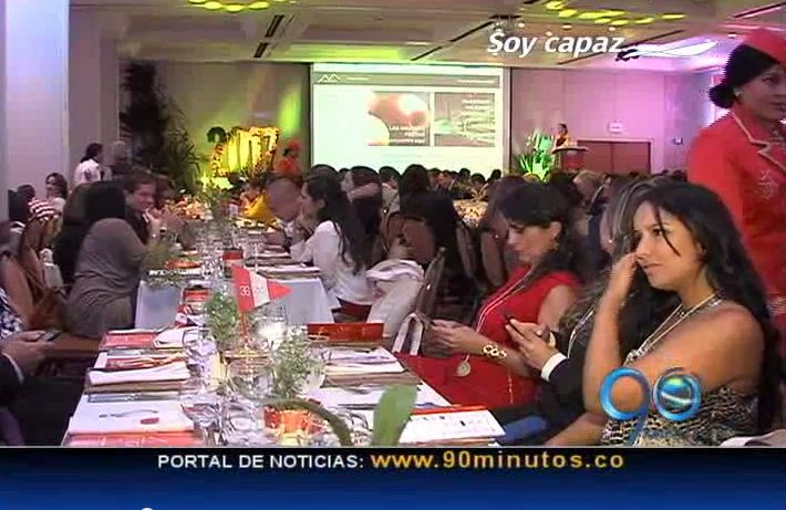 Así se desarrolló la tradicional Cena Vallenpaz