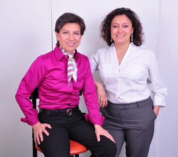 Demandan a Claudia López y Angélica Lozano por ser pareja