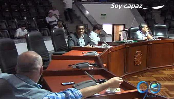 Concejales cuestionan proyecto del Mínimo Vital de Agua