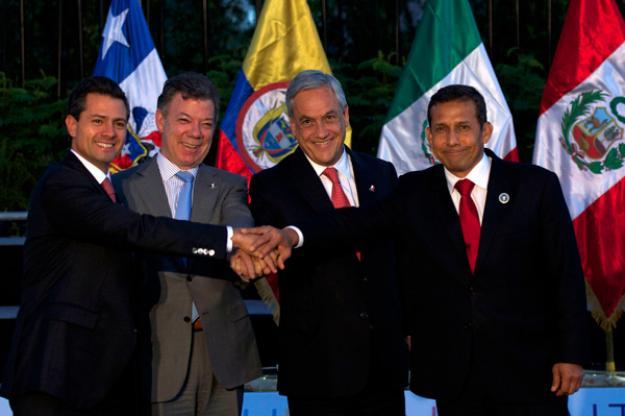 Alianza del Pacífico busca nuevos lazos comerciales con Mercosur
