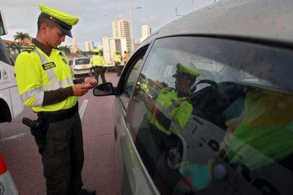 Con demanda intentarían inhabilitar a la Policía de Tránsito de Bogotá