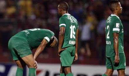 Deportivo Cali perdió 1 por 0 ante Patriotas en Tunja por la fecha 11 de la Liga