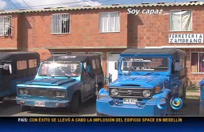 Disputa entre empresas de camperos afecta a los habitantes de Llano Verde