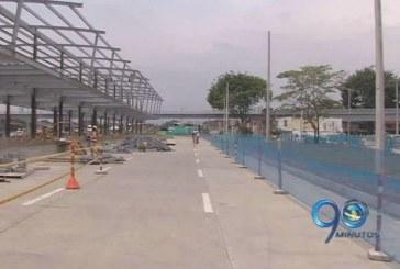 Estación del Mío Julio Rincón sería entregada en febrero de 2015