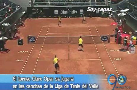 Alejandro Falla competirá en el Claro Open de Tenis en Cali