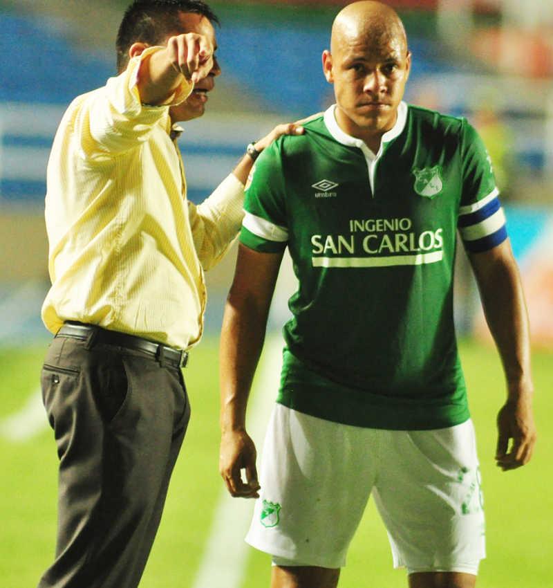 Deportivo Cali y DIM empataron en el Pascual Guerrero