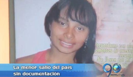 Menor de edad permanece detenida en Perú por falta de documentos
