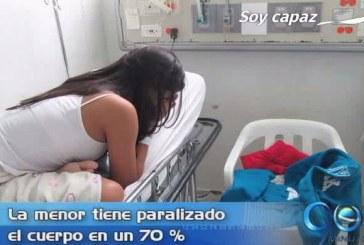 Familiares de niña afectada por vacuna contra VPH demandarán al Estado