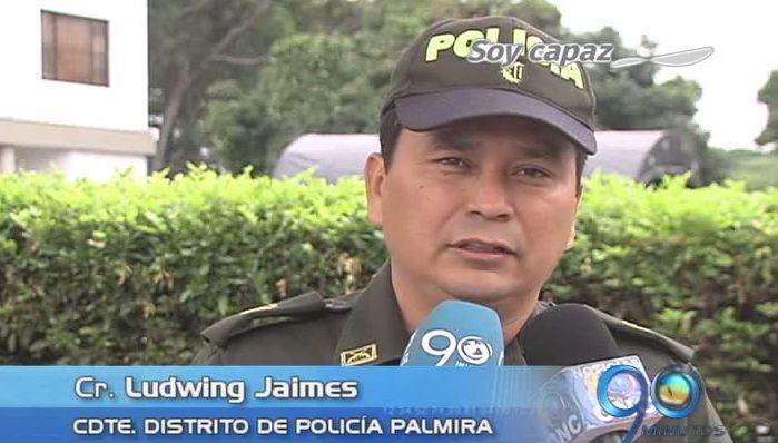 Intento de fuga de menores infractores en Palmira