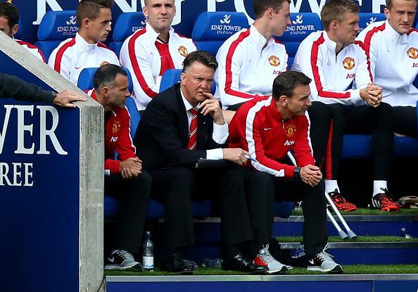 Con Falcao, Manchester United perdió ante el Leicester