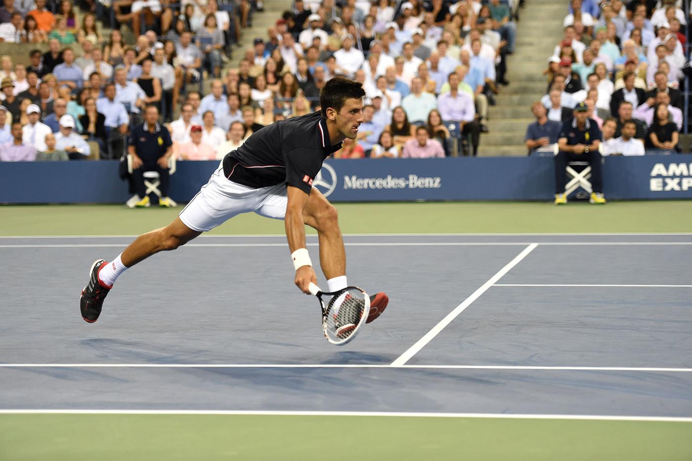 Novak Djokovic eliminó a Andy Murray en cuartos, espera a Nishikori