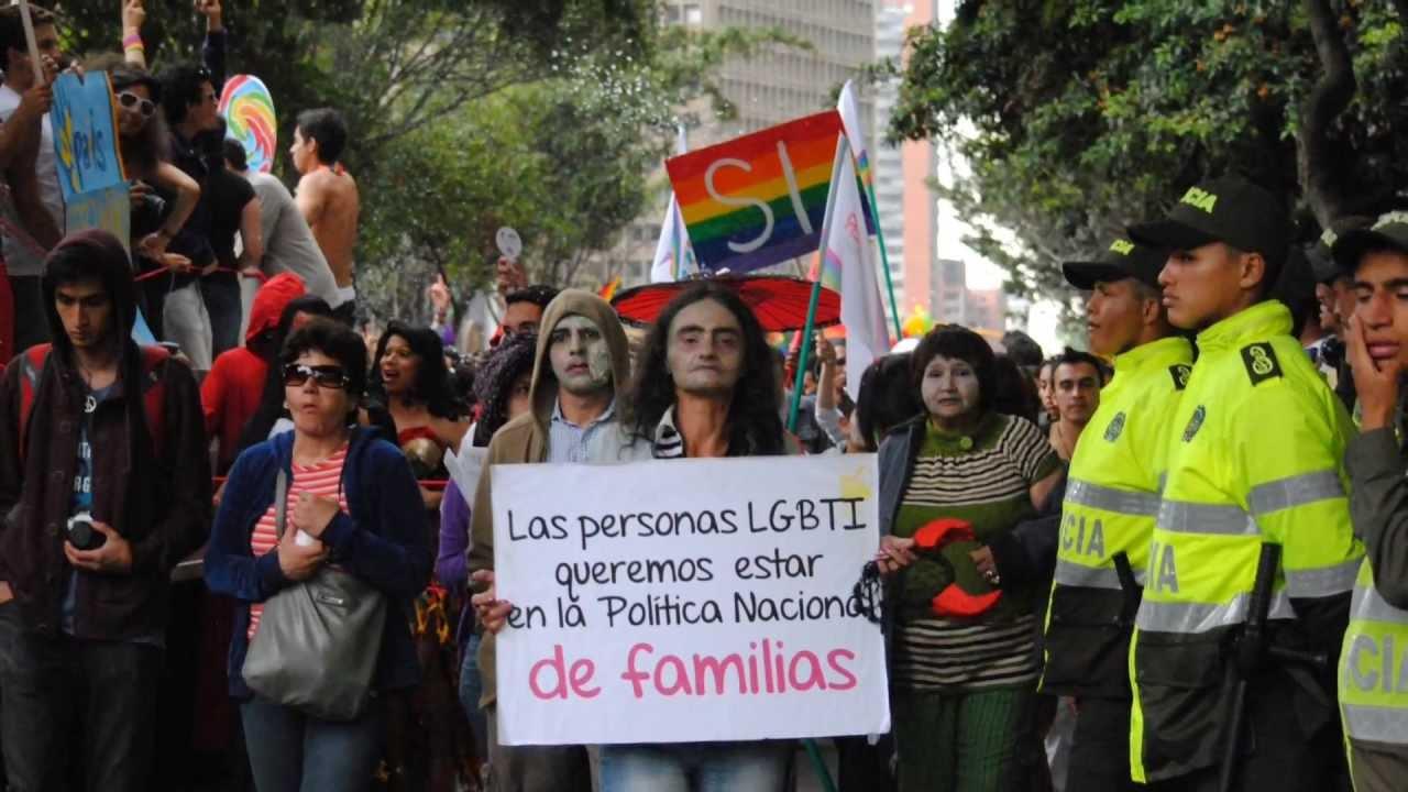 Ministro del Interior anunció que comunidad LGTBI tendría política pública