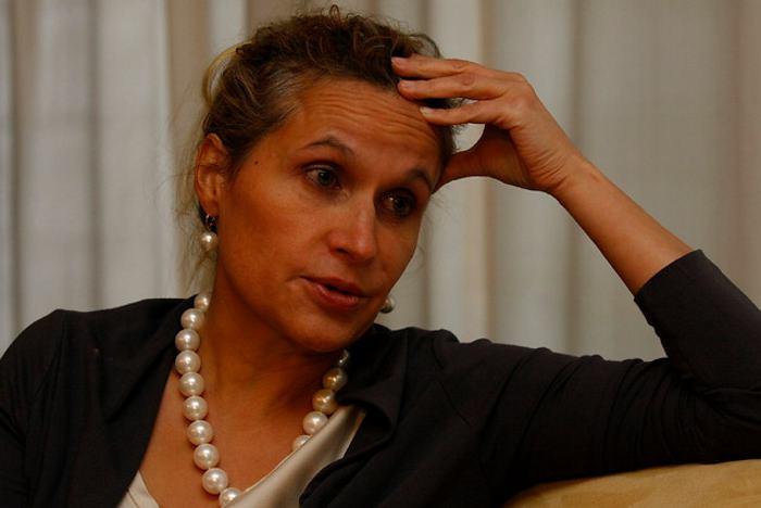 A Sandra Morelli le definirán medida de aseguramiento, en su ausencia