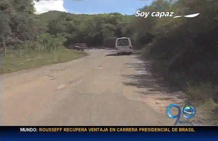 Especial: Por las vías de la región. Vía Riofrío, Trujillo