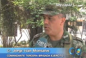 Tercera Brigada del Ejército cede terrenos para megaobra de la Carrera 80