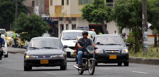 Caleños no podrán realizar traspaso abierto de vehículos