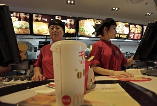 Escándalo por carne caducada afectó ventas de McDonald's en agosto
