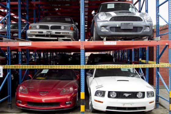 Alerta por venta fraudulenta de vehículos a nombre de la DIAN