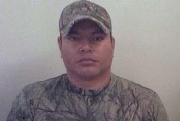 Cayó 'Camilo', presunto autor intelectual de masacre en La María
