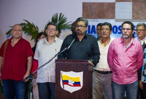 Las Farc proponen censo nacional de víctimas en Colombia