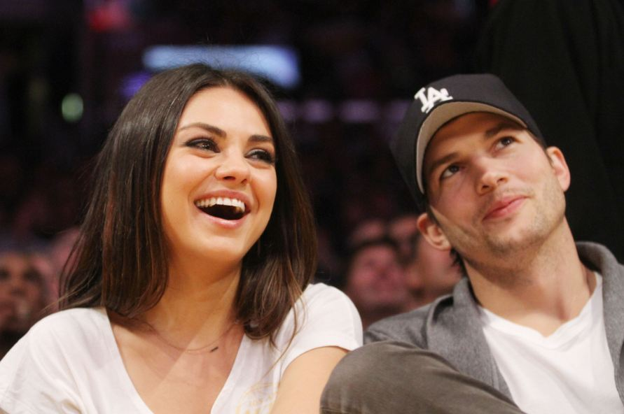 Mila Kunis y Ashton Kutcher ya son padres de una niña