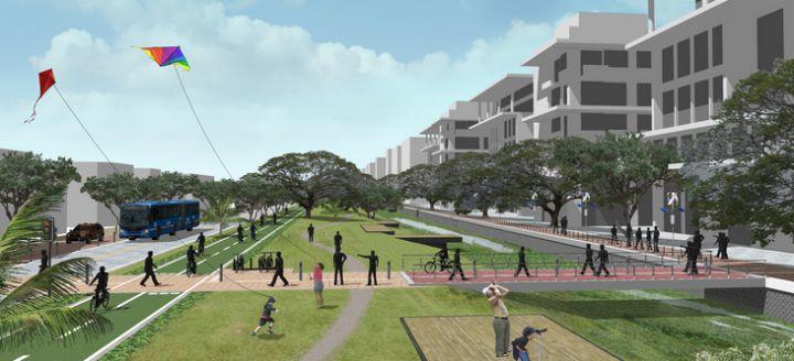 El proyecto Corredor Verde empezará su renovación