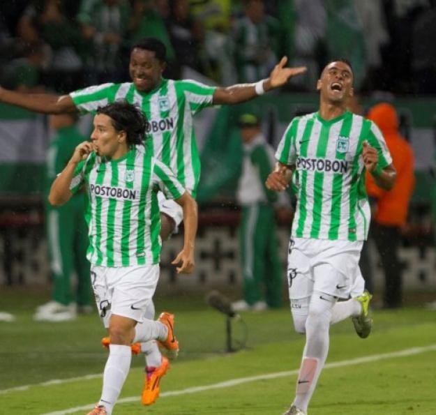 Atlético Nacional venció a César Vallejo en la ida de los cuartos de final