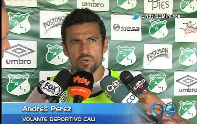 El Deportivo Cali continúa sin lograr un triunfo en la Liga Postobón