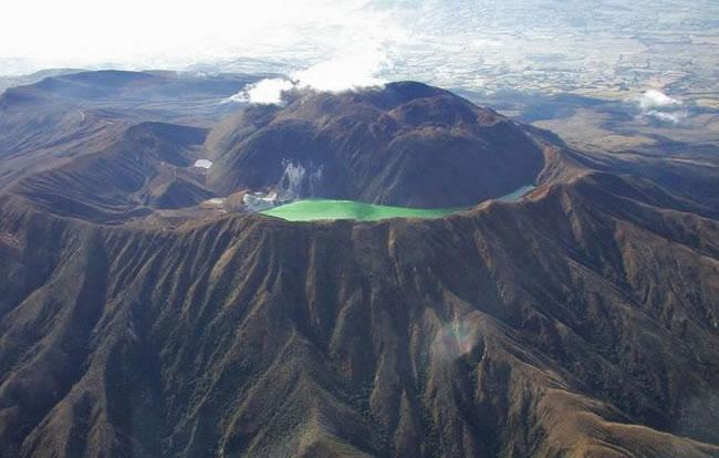 Nuevo sismo en Nariño por actividad volcánica