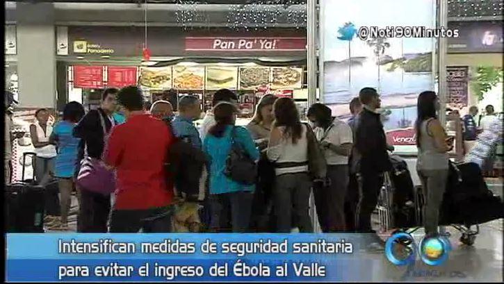 Extreman controles en Valle, para evitar llegada del ébola a Colombia