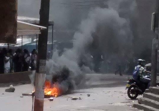 Investigan muerte de mototaxista por protestas en Siloé