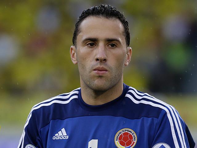 Ospina se perderá los amistosos de Colombia en noviembre